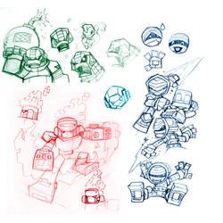 Robot Masters 001