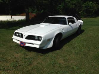 1978 Pontiac Trans am by BladeNight01
