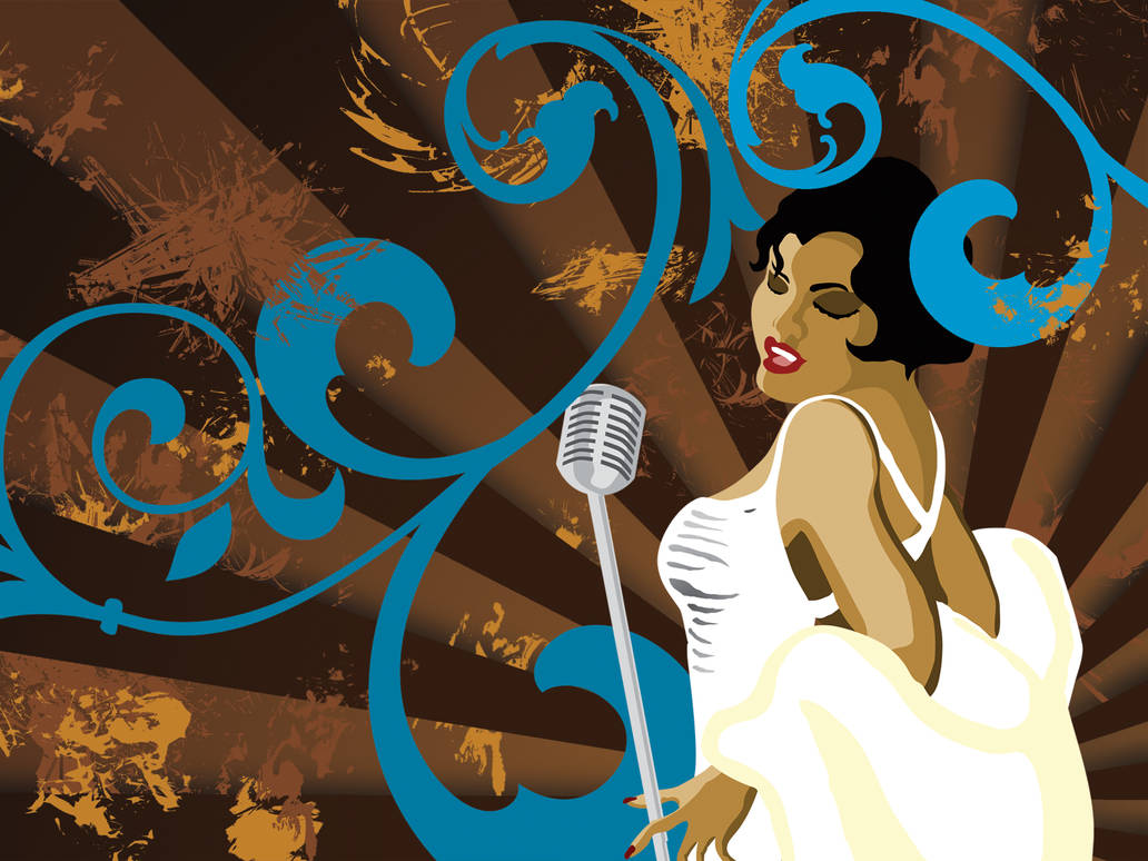 The Jazz Singer by alphamale1980