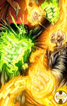 Spawn versus Ghost Rider