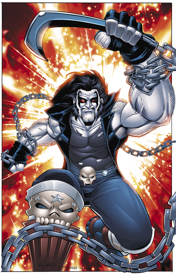 Lobo highrezCol1 by victoroil