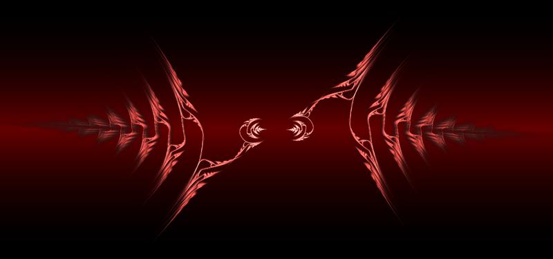 Fractal Banner - Dark by P1-2004gsb on DeviantArt