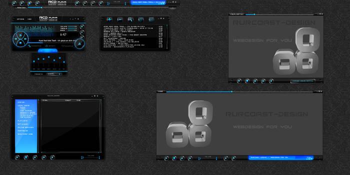 RCD Player v1 series