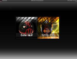 GoL - WoD Enterscreen