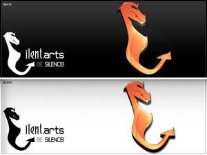 Silent-Arts Logo - old