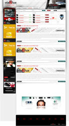 Design for the Clansite of Via 2 Lux by tobimo