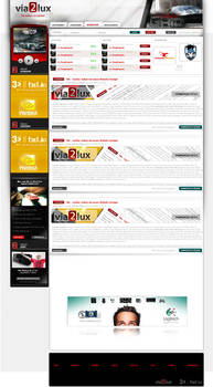 Design for the Clansite of Via 2 Lux