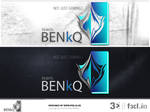 BENkQ Logo by tobimo