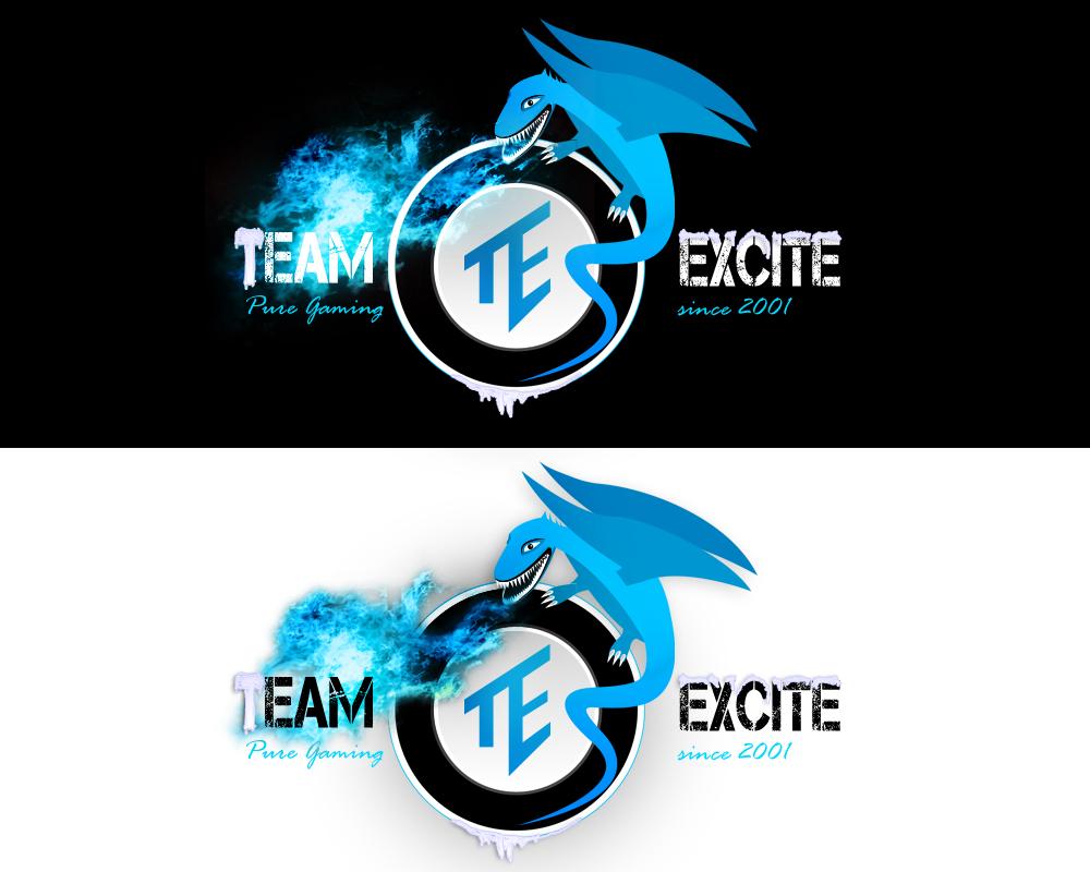 Logo Team eXcite by tobimo on DeviantArt