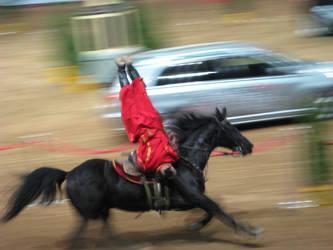 The Cossacks show 2 by Moranna