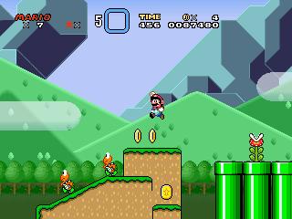 Super Mario Quest 1-1 by Snivy101