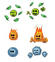 Elemental Orb Fakemon Adoption by Snivy101