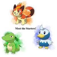 Meet the Valina Stars! by Snivy101