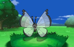 Vivillon Contest Entry by Snivy101