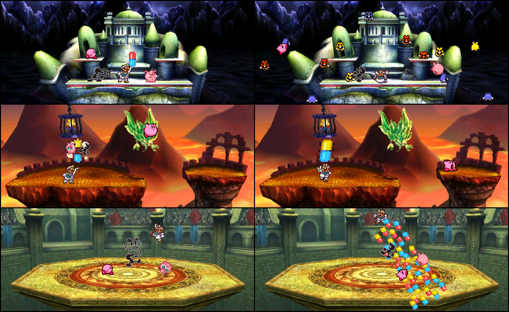 Dr Mario Final Smash Ideas by Snivy101
