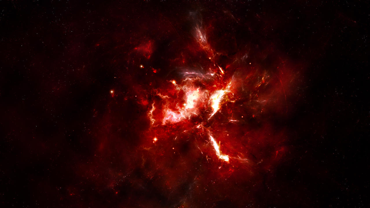 Nebula Texture Stock 008