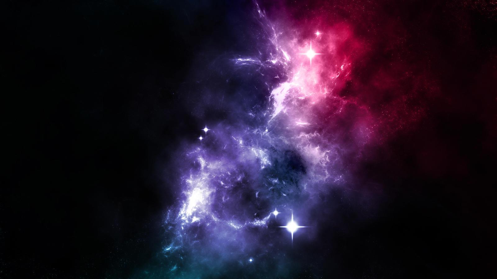 Nebula Texture Stock 002