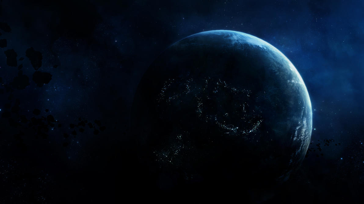 On the Dark Side by ex-astris1701