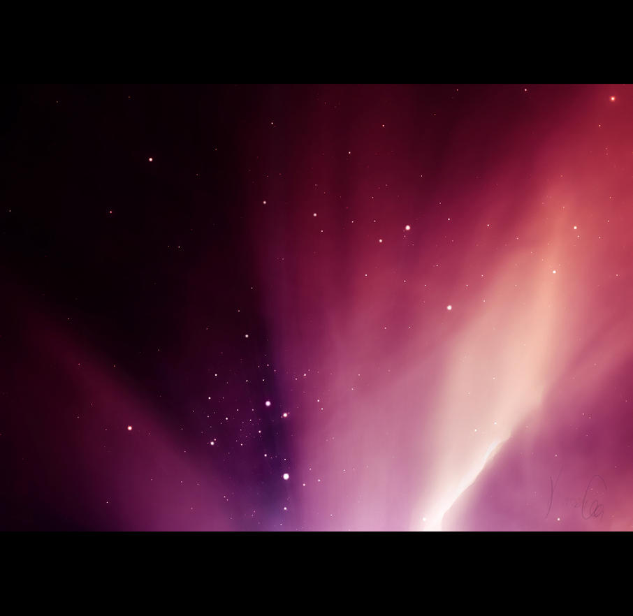 Fireflies by ex-astris1701