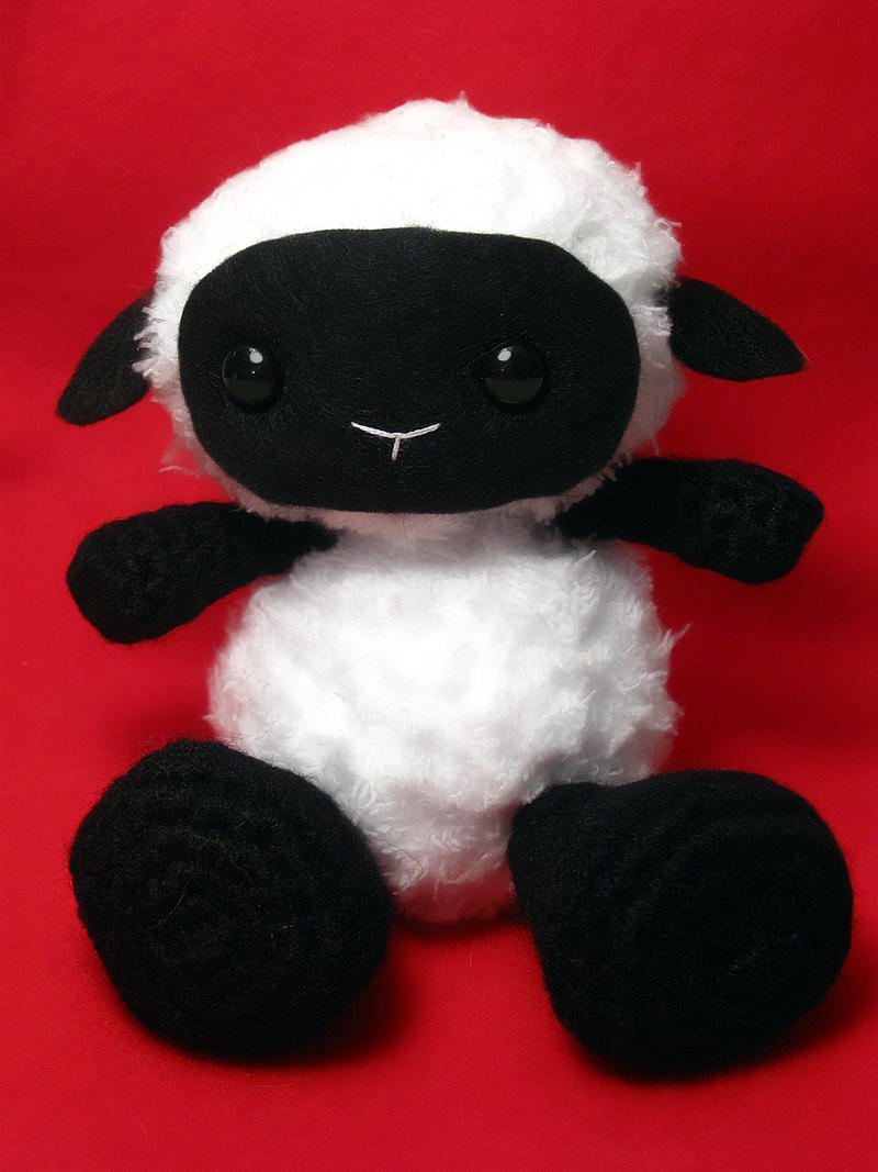 Counting Sheep free amigurumi pattern by ex-astris1701