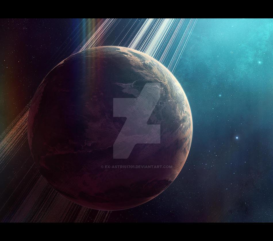 Marvel by ex-astris1701