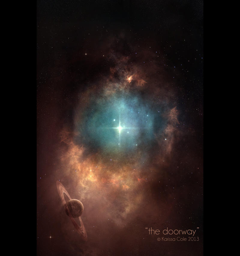 the Doorway by ex-astris1701