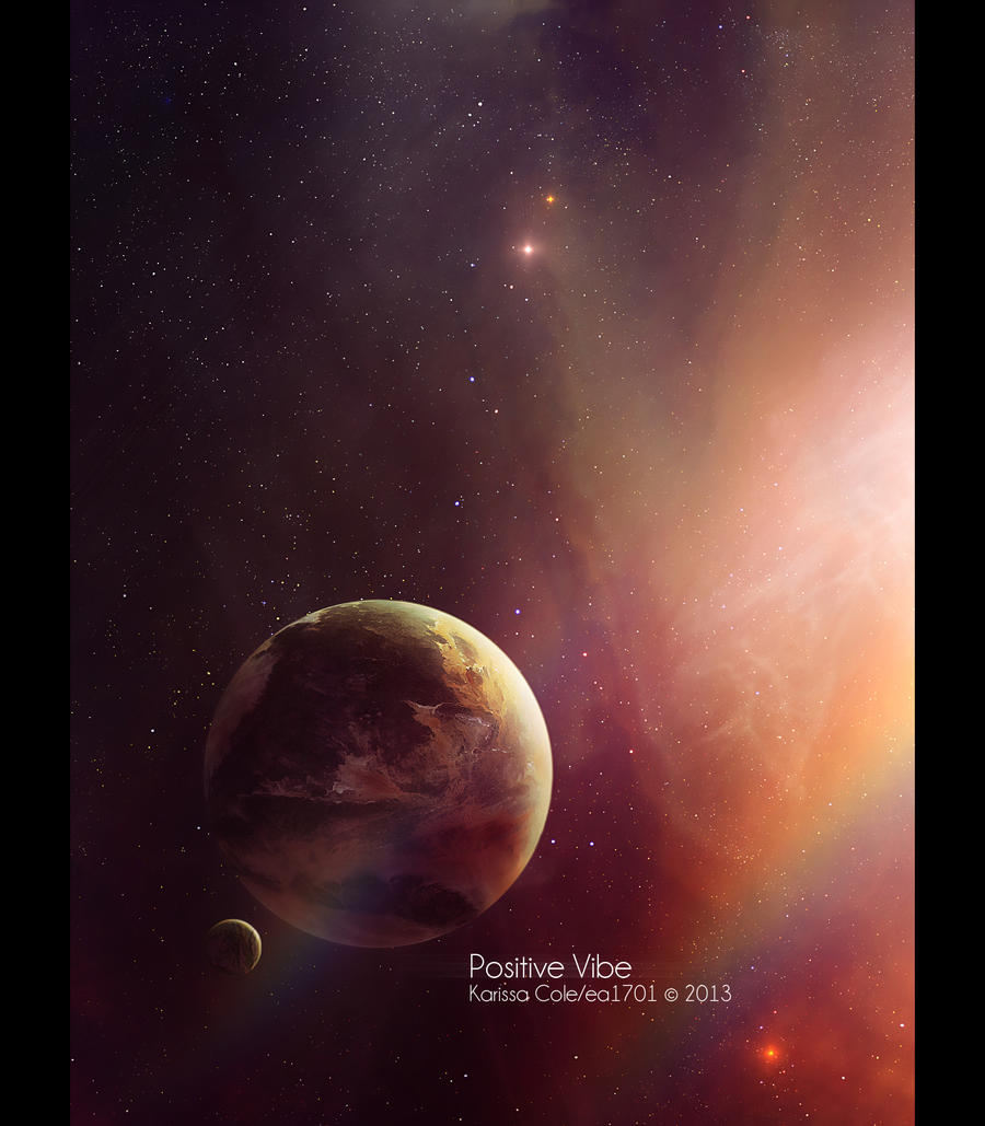 Positive Vibe by ex-astris1701