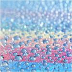 Rainbow Drops by DemonMathiel