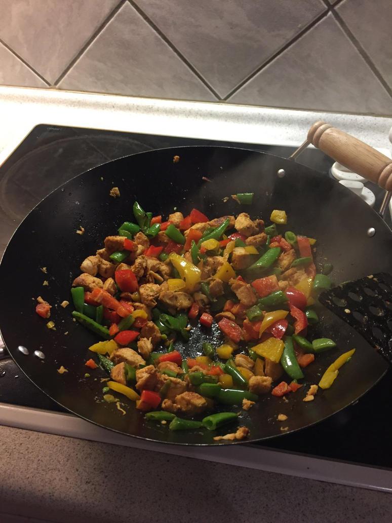 I love wok by AIEMade