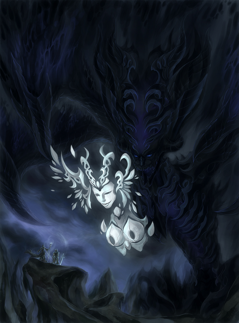 Death colossus - Deception by SpaceWeaver
