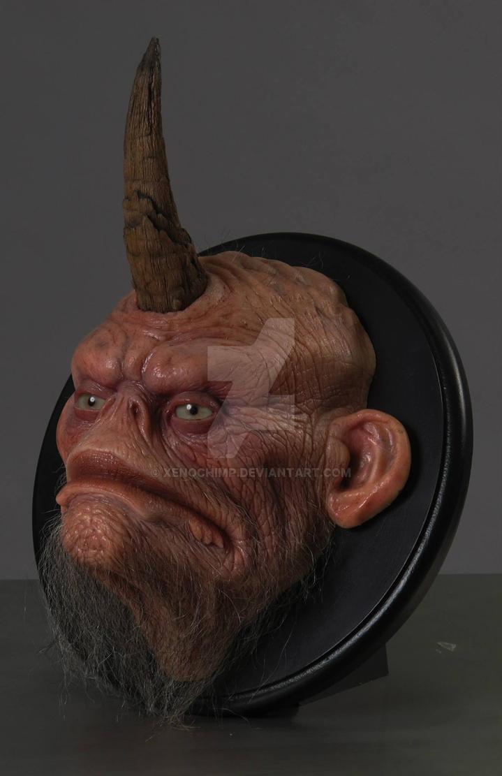 Thud The Purbeck Troll by Xenochimp