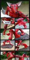 The Red Warrior: Details