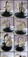 foot sculpture art class 2011