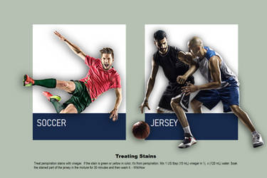 Soccer Jersey Care Tips