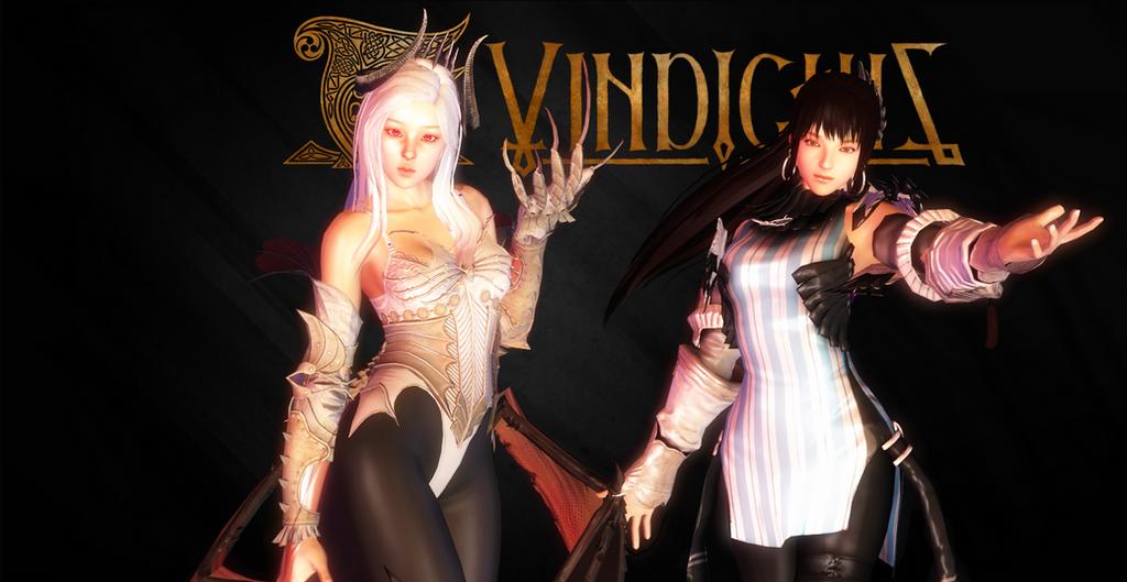 Vindictus Fashion - Page 82