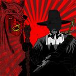 Red Shadows. Solomon Kane, creado por Robert E. Ho