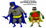 BATMAN and ROBIN-WEST and WARD.RamselSantosHurtado