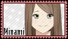 Minami stamp by Katelinpon
