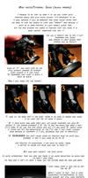 Tutorial - Shiny black armor by Jukasebana