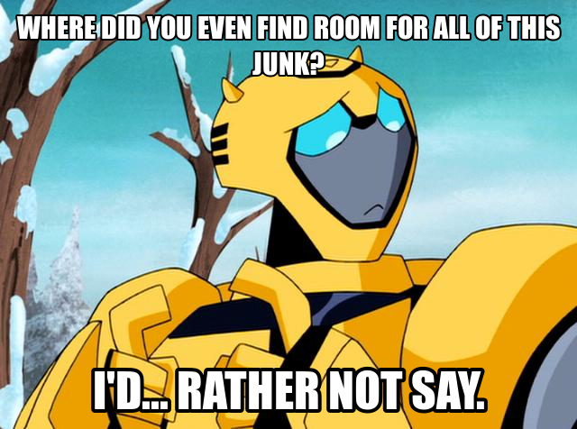 Bumblebee animated. by Blurr19