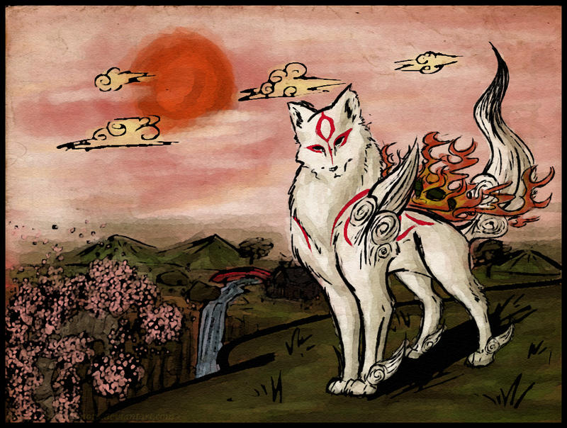 Okami by AudioSonora