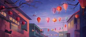 Night of the Lantern Festival