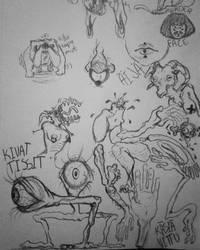 doodles by edg3pete