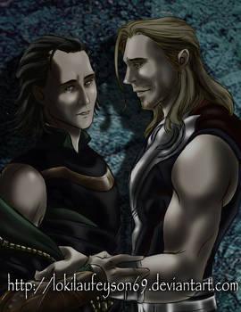 Thor Loki on EveryAvengerPairing - DeviantArt