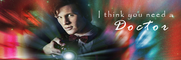 1tth Doctor Banner by Jadzia21