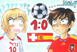 APH:Spain vs Switzerland by Cadaska