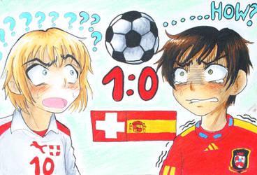 APH:Spain vs Switzerland by Cadaska