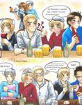 APH: Germanic drinking