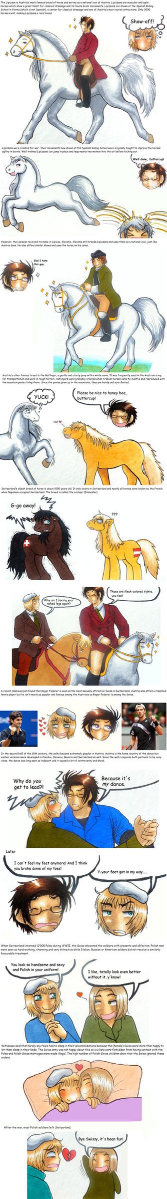 APH: Horses and Facts by Cadaska