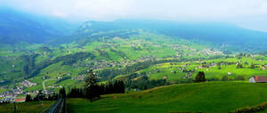 More Swiss villages
